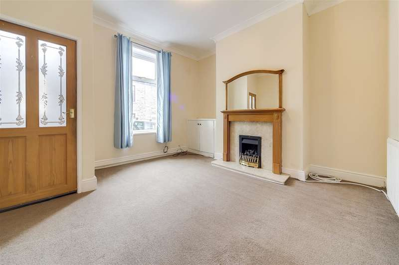 2 Bedrooms House for sale in Belgrave Street, Rising Bridge, Accrington