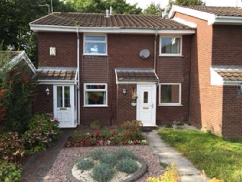 2 Bedrooms Terraced House for sale in Arndale, Beechwood, Runcorn