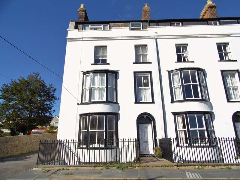 1 Bedroom Ground Flat for sale in Westcliffe Terrace, Seaton