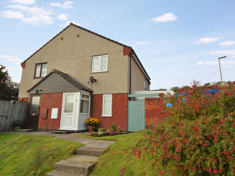 2 Bedrooms Terraced House for sale in Mount View, Colyton