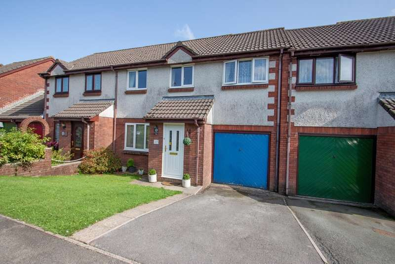 4 Bedrooms Terraced House for sale in Woolwell, Plymouth