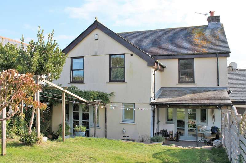 4 Bedrooms Detached House for sale in Down Thomas