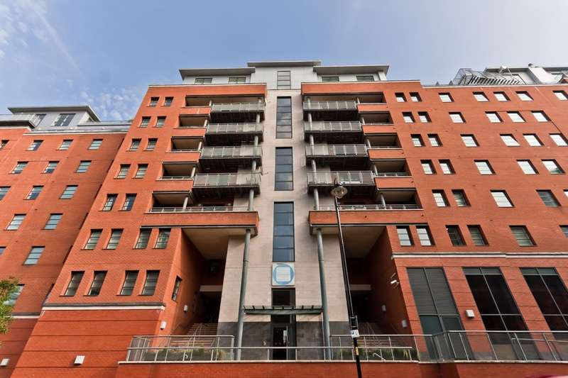 2 Bedrooms Flat for sale in The Quadrangle, Lower Ormond Street