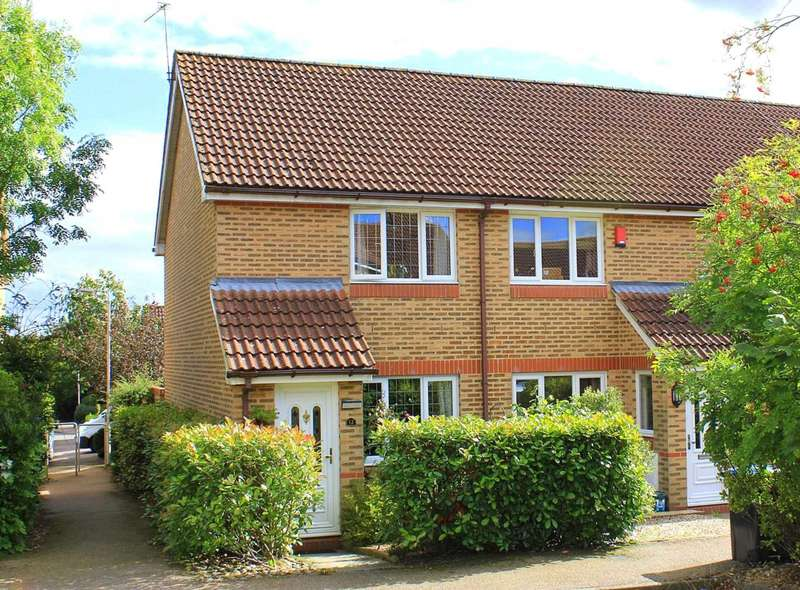 2 Bedrooms House for sale in 2 DOUBLE BEDROOM END TERRACE IN Sandalls Spring, GADEBRIDGE, HP1