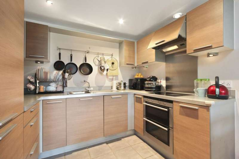 2 Bedrooms Flat for sale in Azure House, Agate Close, London, NW10