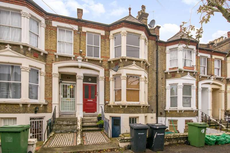 2 Bedrooms Flat for sale in Waller Road, Telegraph Hill, SE14