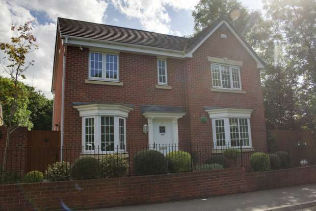 4 Bedrooms Detached House for sale in Tranker Lane, Worksop, Nottinghamshire, S80 3LG