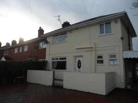 3 Bedrooms Semi Detached House for sale in Stansty Road, Wrexham, Clwyd, LL11 2HR