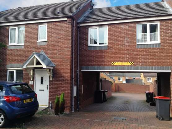 3 Bedrooms Mews House for sale in Bricklin Mews, Hadley, Shropshire, TF1 5LU