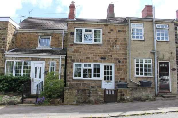 2 Bedrooms Terraced House for sale in Harley Road, Rotherham, South Yorkshire, S62 7UD