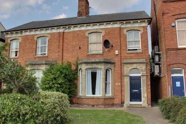 1 Bedroom Apartment Flat for sale in Park Road , Melton Mowbray, Leicestershire, LE13 1TT