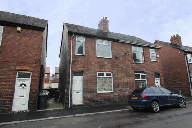 3 Bedrooms Semi Detached House for sale in Kings Road, Cudworth, South Yorkshire, S72 8BB