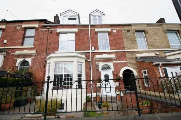 5 Bedrooms Terraced House for sale in Barnsley Road, Sheffield, South Yorkshire, S5 7AA