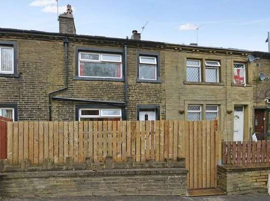 2 Bedrooms Terraced House for sale in High Street, Bradford, West Yorkshire, BD13 2PA