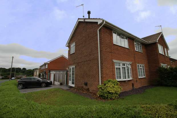 3 Bedrooms Semi Detached House for sale in Eagle Lane, Ellesmere Port, Cheshire, CH66 1RZ