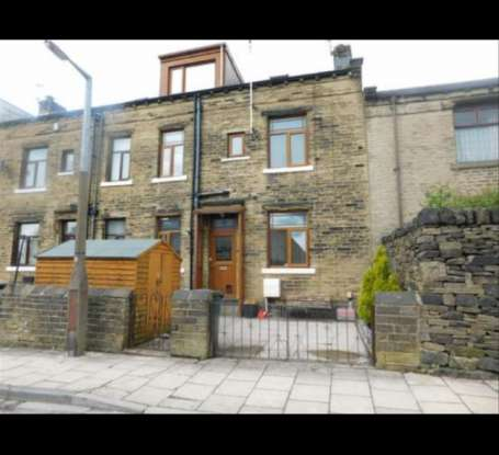 4 Bedrooms Terraced House for sale in North Rd, Bradford, West Yorkshire, BD6 1TR