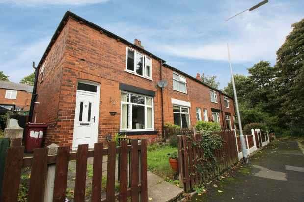 2 Bedrooms Terraced House for sale in Whittle Grove, Bolton, Greater Manchester, BL1 6DD