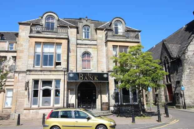 2 Bedrooms Apartment Flat for sale in Bank Street,, Alloa, Clackmannanshire, FK10 1HP