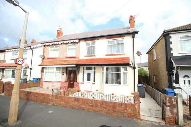 5 Bedrooms Semi Detached House for sale in West Drive West,, Thornton-Cleveleys, Lancashire, FY5 1EB