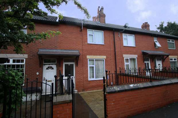 2 Bedrooms Terraced House for sale in Mavis Avenue, Dewsbury, West Yorkshire, WF13 3RU