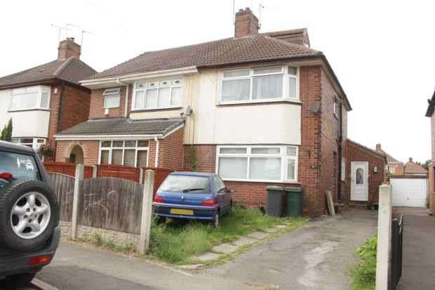 3 Bedrooms Semi Detached House for sale in Brinsworth Hall Crescent, Rotherham, South Yorkshire, S60 5EQ