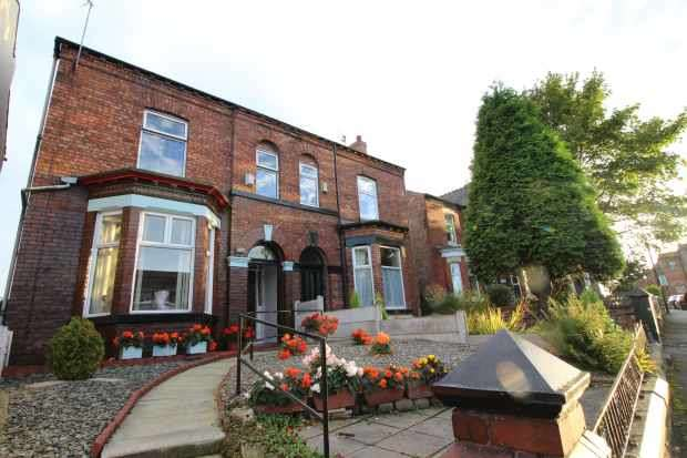 4 Bedrooms Semi Detached House for sale in Ormskirk Road, Wigan, Lancashire, WN5 9DD