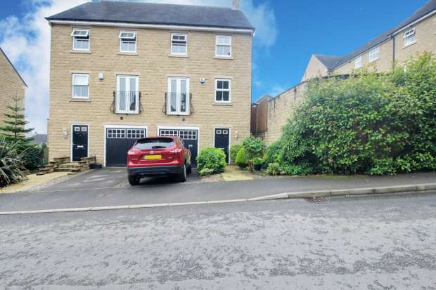 3 Bedrooms Semi Detached House for sale in Maltings Road, Halifax, West Yorkshire, HX2 0TJ
