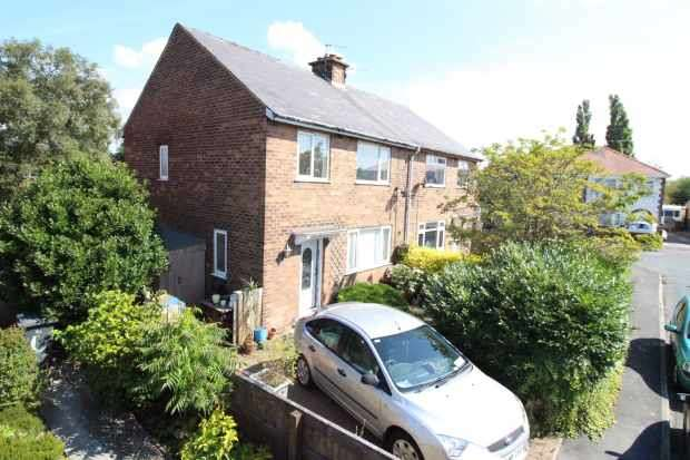 3 Bedrooms Semi Detached House for sale in Savick Avenue, Preston, Lancashire, PR2 1YR