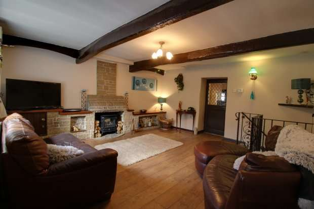 3 Bedrooms Cottage House for sale in Moorgate, Accrington, Lancashire, BB5 3SJ