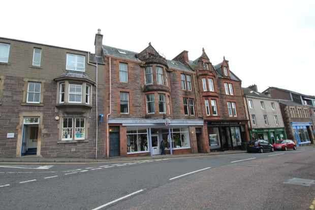 6 Bedrooms Terraced House for sale in Comrie St, Crieff, Perthshire, PH7 4AX