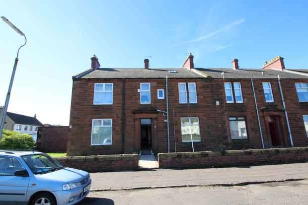 3 Bedrooms Apartment Flat for sale in Bonnyton Rd,, Kilmarnock, Ayrshire, KA1 2PQ