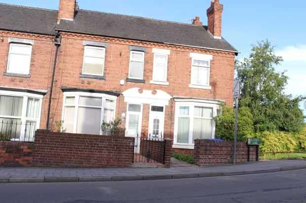 3 Bedrooms Town House for sale in Blurton Rd, Stoke-On-Trent, Staffordshire, ST4 3BH
