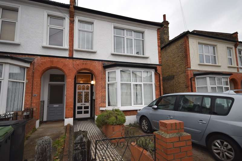 2 Bedrooms Flat for sale in Carholme Road, Forest Hill, London, SE23