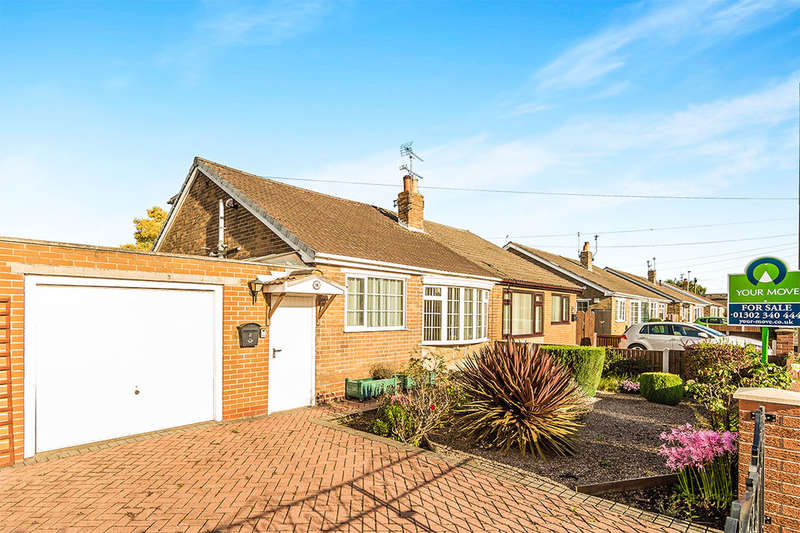 3 Bedrooms Semi Detached Bungalow for sale in Herrick Road, Barnby Dun, Doncaster, DN3