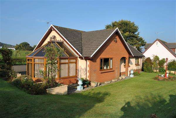 3 Bedrooms Detached Bungalow for sale in Goose End, Longfield, Penally