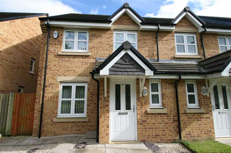 3 Bedrooms End Of Terrace House for sale in Brackenridge, Shotton Colliery, County Durham