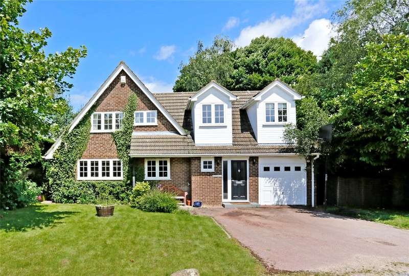 4 Bedrooms Detached House for sale in Bramley End, Hughenden Valley, High Wycombe, Buckinghamshire, HP14