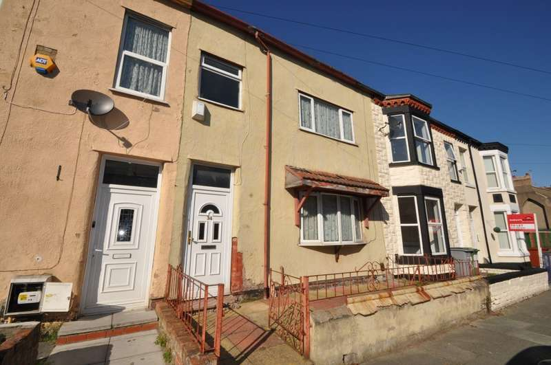 4 Bedrooms Terraced House for sale in Littledale Road, Wallasey