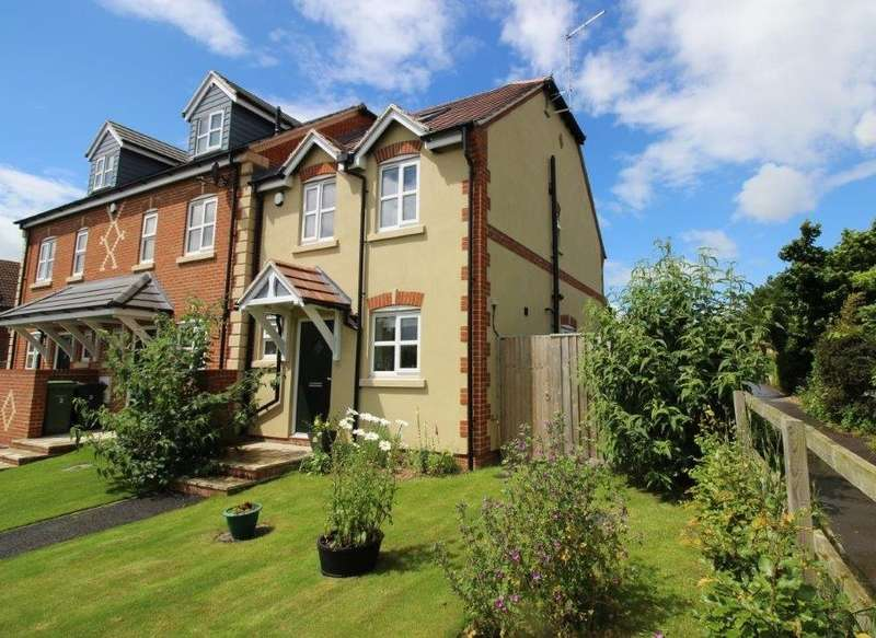 3 Bedrooms End Of Terrace House for sale in Jubilee Gardens, Wantage, OX12