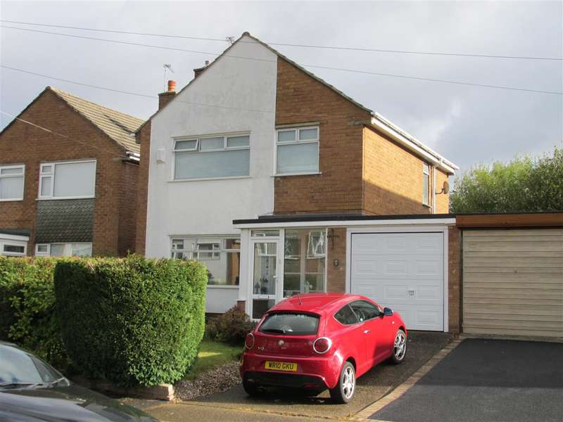 3 Bedrooms Detached House for sale in Meadow Lane, Willaston