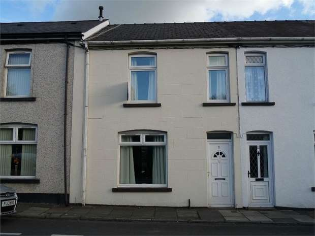 2 Bedrooms Terraced House for sale in Graig View Terrace, Talywain, Pontypool