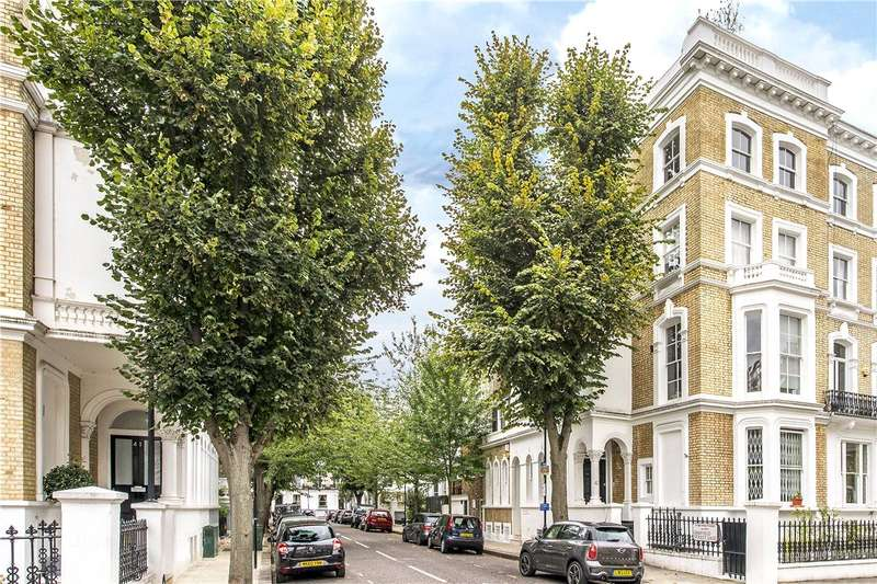 2 Bedrooms Maisonette Flat for sale in Cathcart Road, London, SW10