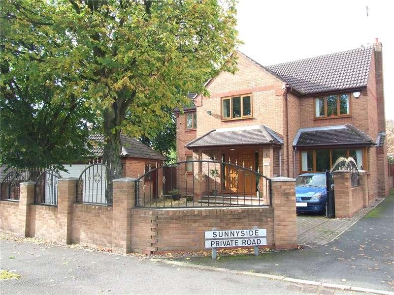 4 Bedrooms Detached House for sale in Morley Road, Oakwood, Derby, Derbyshire, DE21