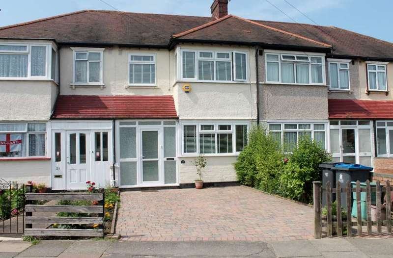 3 Bedrooms Terraced House for sale in Green Lane, New Malden