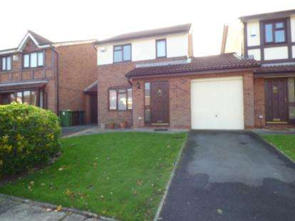 3 Bedrooms Link Detached House for sale in Ashdown Close, Southport, Merseyside, England, PR8