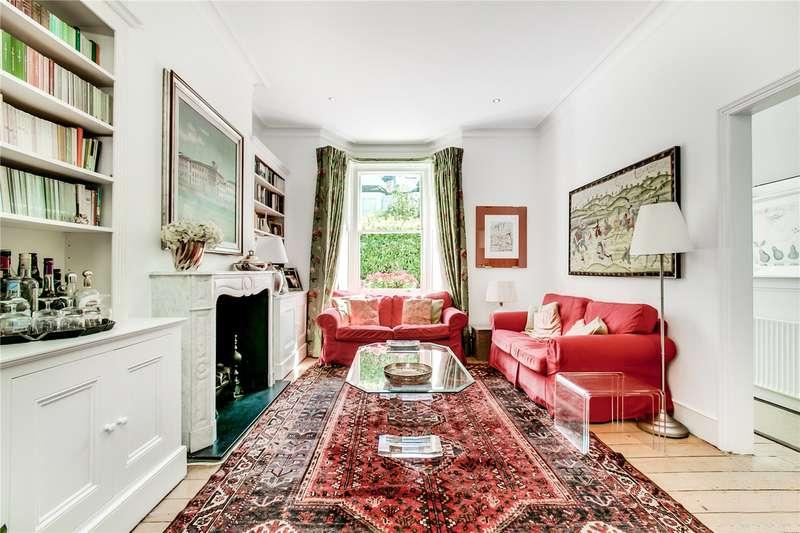 5 Bedrooms Terraced House for sale in Wardo Avenue, London, SW6