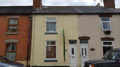 3 Bedrooms Terraced House for sale in Lovatt Street, Stafford, Staffordshire