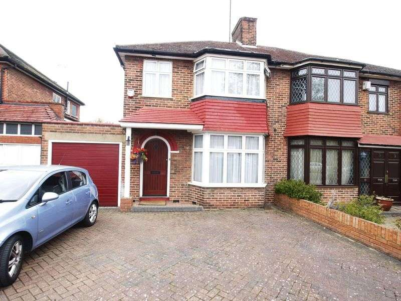 3 Bedrooms Semi Detached House for sale in The Vale, Southgate