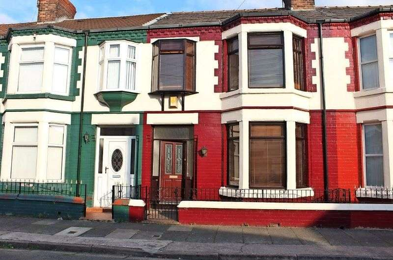 3 Bedrooms House for sale in Mossfield Road, Liverpool