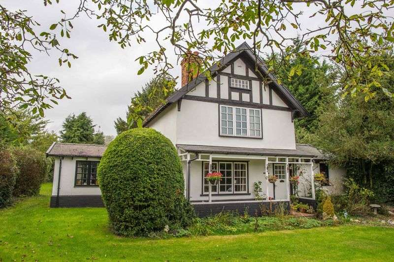 4 Bedrooms Detached House for sale in The Street, Coney Weston, Bury St Edmunds
